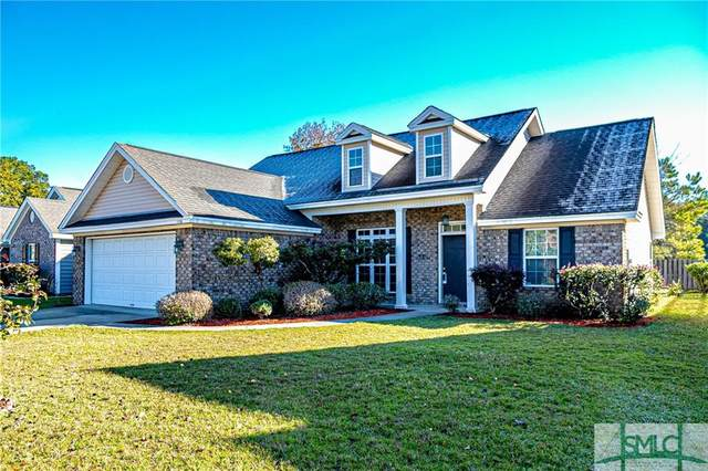 216 Pebblestone Drive, Bloomingdale, GA 31302 (MLS #238880) :: Level Ten Real Estate Group
