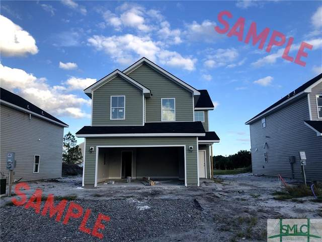 81 Gambrell Road, Hinesville, GA 31313 (MLS #238888) :: Partin Real Estate Team at Luxe Real Estate Services