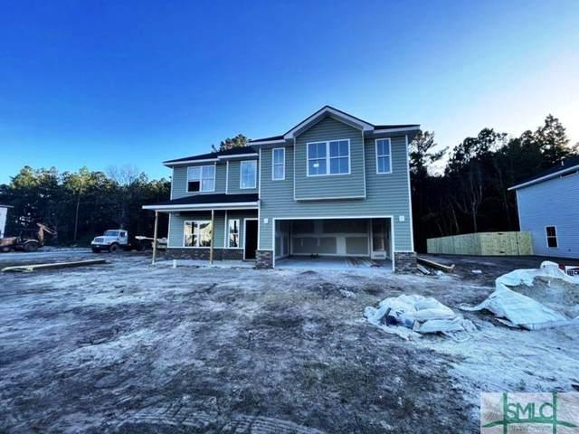 420 Thorp Circle, Hinesville, GA 31313 (MLS #238894) :: Heather Murphy Real Estate Group