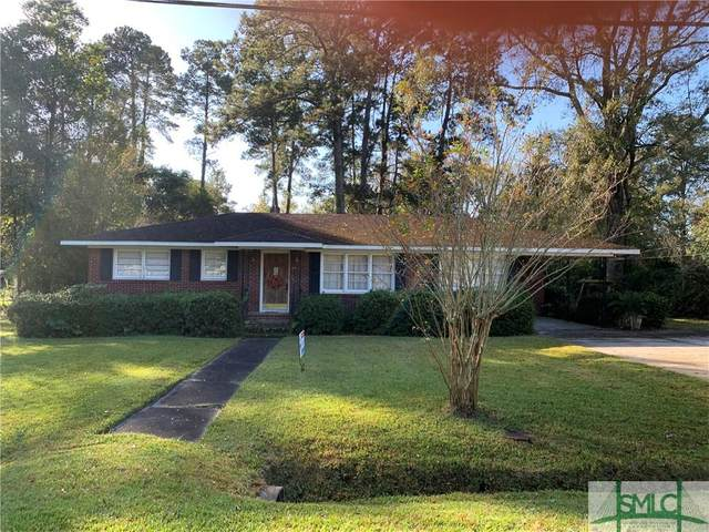 217 Holly Avenue, Pooler, GA 31322 (MLS #238898) :: Level Ten Real Estate Group