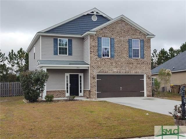 216 Cypress Creek Lane, Guyton, GA 31312 (MLS #238899) :: Glenn Jones Group | Coldwell Banker Access Realty