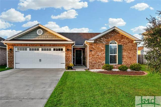 24 Tranquil Place, Pooler, GA 31322 (MLS #238900) :: Level Ten Real Estate Group