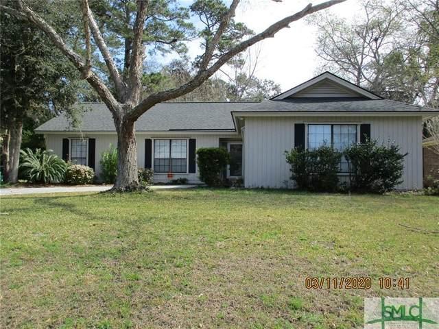 922 Moss Drive, Savannah, GA 31410 (MLS #238904) :: Glenn Jones Group | Coldwell Banker Access Realty