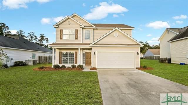 740 Canyon Drive, Savannah, GA 31419 (MLS #238911) :: Heather Murphy Real Estate Group