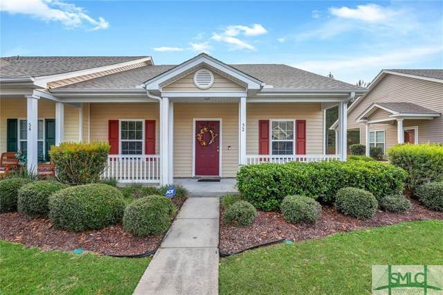 52 Travertine Circle, Savannah, GA 31419 (MLS #238913) :: Team Kristin Brown | Keller Williams Coastal Area Partners
