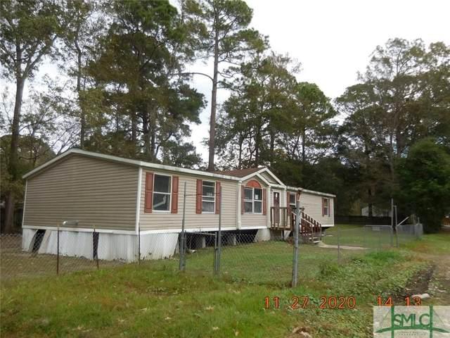 432 Chevis Road, Savannah, GA 31419 (MLS #238917) :: The Arlow Real Estate Group