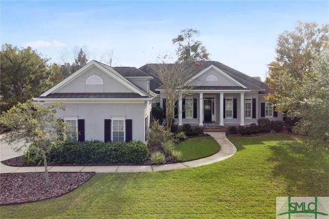 24 Crestwood Drive, Savannah, GA 31405 (MLS #238918) :: The Arlow Real Estate Group