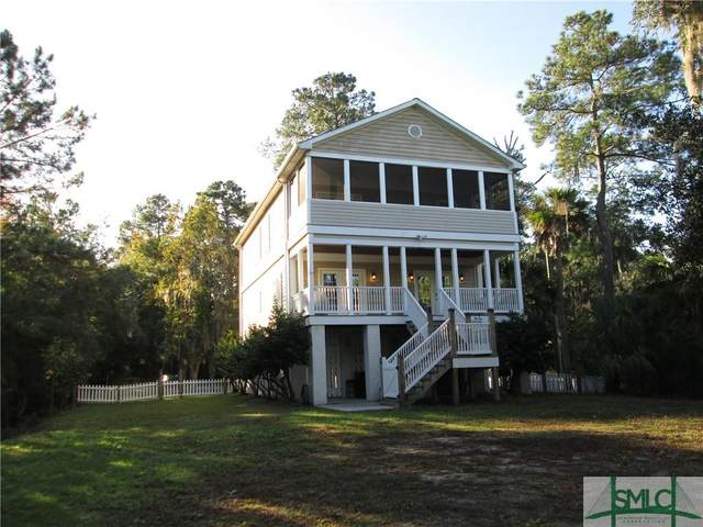 100 Blue Heron Drive, Savannah, GA 31410 (MLS #238919) :: Keller Williams Realty-CAP