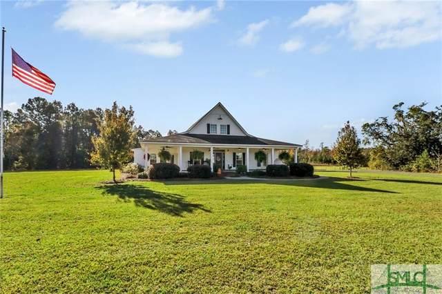 512 Davidson Plantation Road, Hinesville, GA 31313 (MLS #238920) :: Heather Murphy Real Estate Group