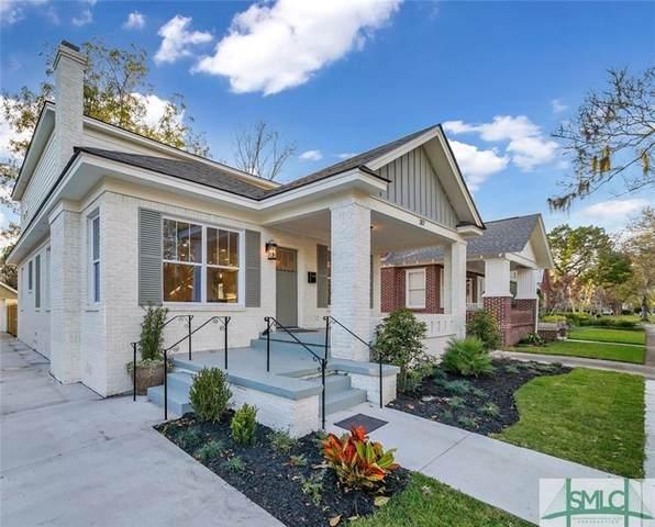 307 E 54th Street, Savannah, GA 31405 (MLS #238926) :: Partin Real Estate Team at Luxe Real Estate Services
