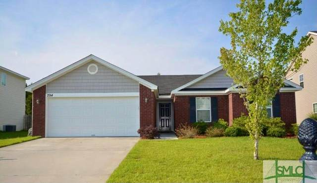 294 Willow Point Circle, Savannah, GA 31407 (MLS #238928) :: Partin Real Estate Team at Luxe Real Estate Services