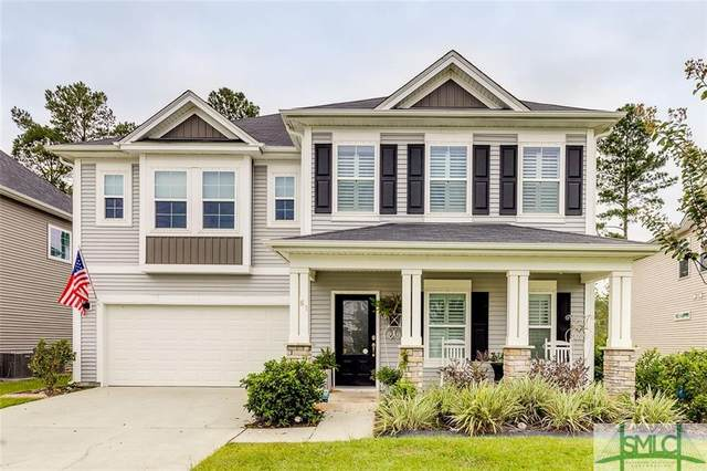 61 Winslow Circle, Savannah, GA 31407 (MLS #238933) :: Coastal Homes of Georgia, LLC