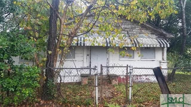16 Darling Street, Savannah, GA 31408 (MLS #238934) :: Partin Real Estate Team at Luxe Real Estate Services