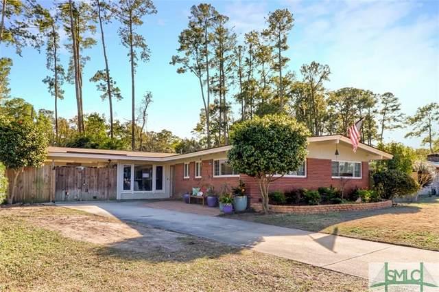 1327 Lavon Avenue, Savannah, GA 31406 (MLS #238935) :: Bocook Realty