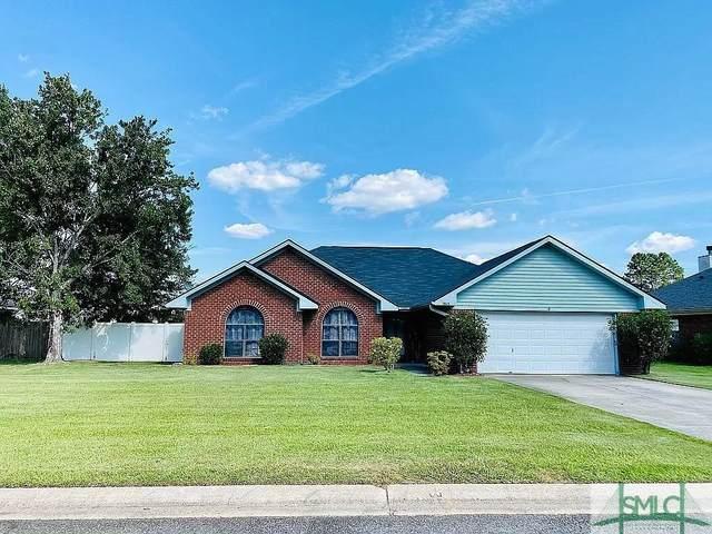 1915 Salisbury Way, Hinesville, GA 31313 (MLS #238936) :: Heather Murphy Real Estate Group