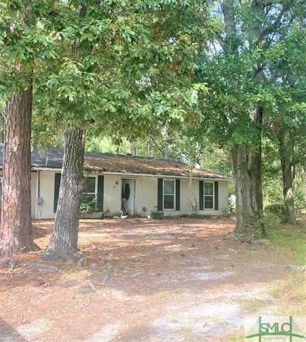 1027 Live Oak Drive, Hinesville, GA 31313 (MLS #238955) :: Heather Murphy Real Estate Group
