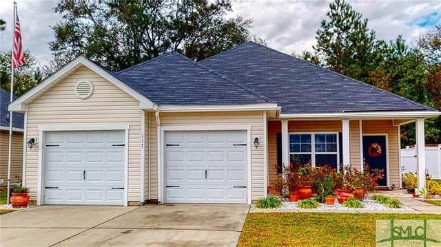 117 Spoonbill Circle, Savannah, GA 31405 (MLS #238958) :: Level Ten Real Estate Group