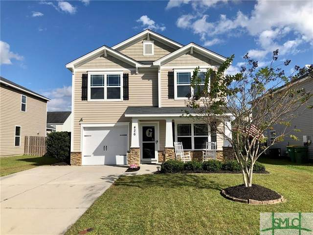 426 Lions Den Drive, Pooler, GA 31322 (MLS #238961) :: Coastal Homes of Georgia, LLC