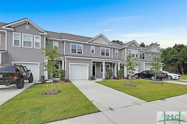 24 Villas Of Garrard Drive, Savannah, GA 31405 (MLS #238976) :: Partin Real Estate Team at Luxe Real Estate Services