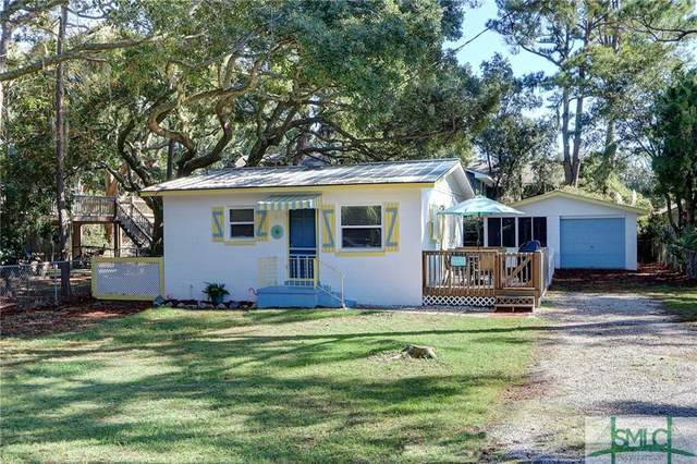 6 6th Avenue, Tybee Island, GA 31328 (MLS #238978) :: Keller Williams Realty-CAP