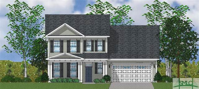 3208 Castle Oak Drive, Richmond Hill, GA 31324 (MLS #238981) :: The Sheila Doney Team