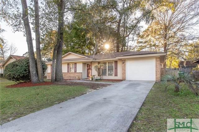 105 Westminister Drive, Savannah, GA 31419 (MLS #238984) :: Team Kristin Brown | Keller Williams Coastal Area Partners