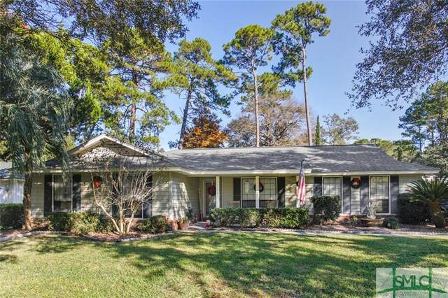 134 Blue Heron Drive, Savannah, GA 31410 (MLS #238990) :: RE/MAX All American Realty