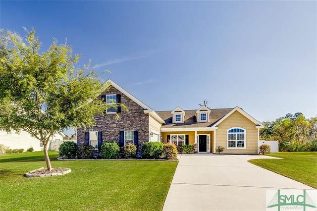 56 Belle Gate Court, Pooler, GA 31322 (MLS #238994) :: Level Ten Real Estate Group