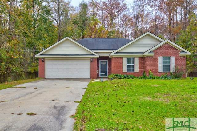 186 Cross Creek Drive, Midway, GA 31320 (MLS #238999) :: Partin Real Estate Team at Luxe Real Estate Services