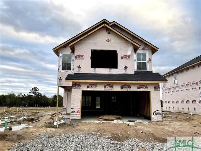 766 Fairview Circle, Hinesville, GA 31313 (MLS #239002) :: Heather Murphy Real Estate Group