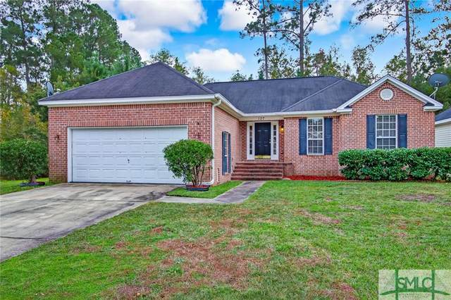 127 Wimbledon Drive, Savannah, GA 31419 (MLS #239003) :: Team Kristin Brown | Keller Williams Coastal Area Partners
