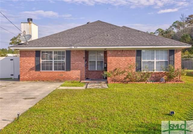 973 Yale Court, Hinesville, GA 31313 (MLS #239005) :: Heather Murphy Real Estate Group