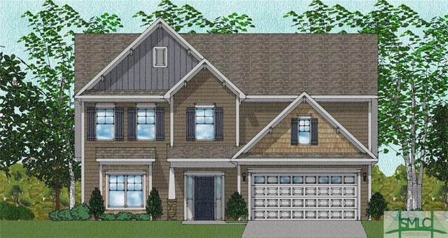 5029 Castleoak Drive, Richmond Hill, GA 31324 (MLS #239009) :: The Sheila Doney Team