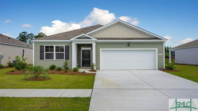 135 Barbados Circle, Guyton, GA 31312 (MLS #239010) :: Heather Murphy Real Estate Group