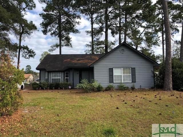 627 Trevor Street, Hinesville, GA 31313 (MLS #239011) :: Barker Team   RE/MAX Savannah