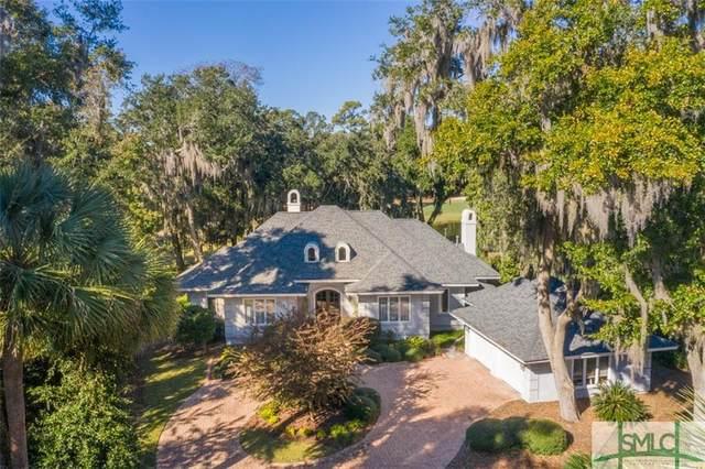 198 Yam Gandy Road, Savannah, GA 31411 (MLS #239012) :: Coastal Homes of Georgia, LLC