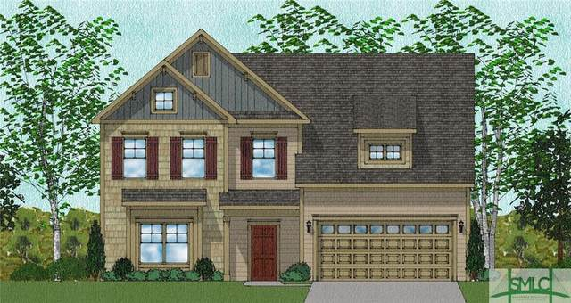 4499 Castle Oak Drive, Richmond Hill, GA 31324 (MLS #239015) :: The Sheila Doney Team