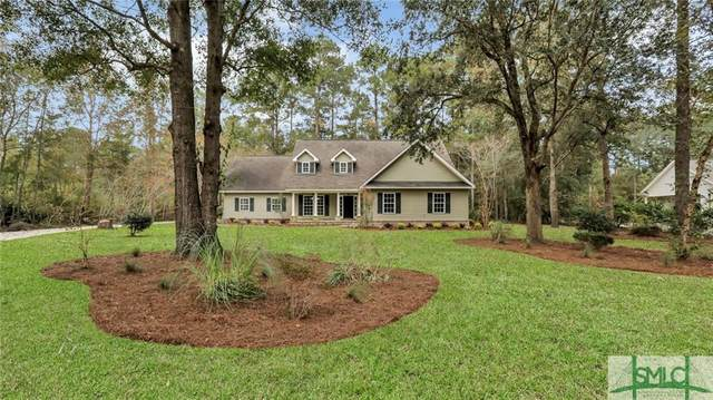 1230 Big Bend Road, Pooler, GA 31322 (MLS #239024) :: Level Ten Real Estate Group