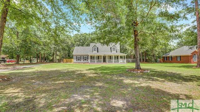 381 Chimney Road, Rincon, GA 31326 (MLS #239025) :: Heather Murphy Real Estate Group