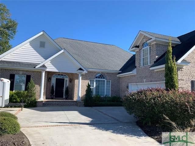 63 Woodchuck Hill Road, Savannah, GA 31405 (MLS #239027) :: Heather Murphy Real Estate Group