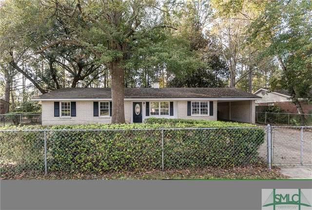508 Franklin Street, Hinesville, GA 31313 (MLS #239030) :: Level Ten Real Estate Group