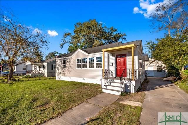 2012 Greenwood Street, Savannah, GA 31404 (MLS #239031) :: Keller Williams Coastal Area Partners