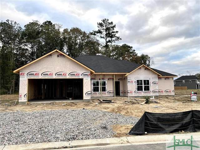 899 Fairview Circle, Hinesville, GA 31313 (MLS #239032) :: Bocook Realty