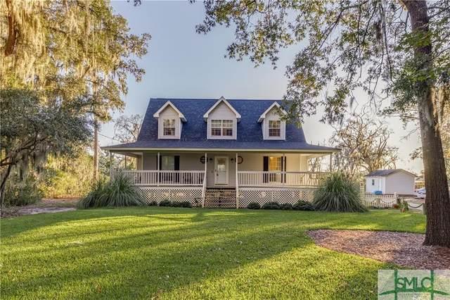 157 Pinetree Road, Midway, GA 31320 (MLS #239034) :: Level Ten Real Estate Group