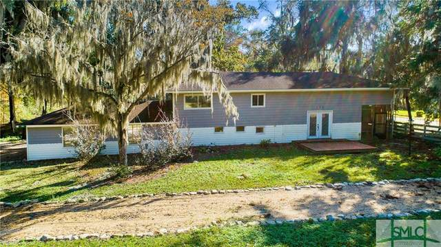 130 Salt Creek Road, Savannah, GA 31405 (MLS #239035) :: Level Ten Real Estate Group
