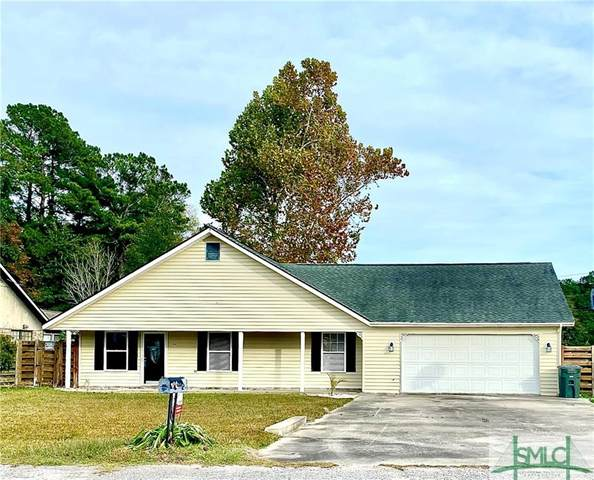 1508 Seminole Drive, Hinesville, GA 31313 (MLS #239037) :: Coastal Savannah Homes