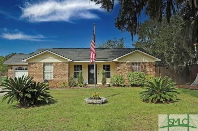 30 Tammys Circle, Pooler, GA 31322 (MLS #239042) :: Coastal Homes of Georgia, LLC