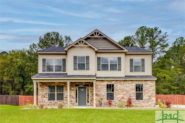 139 Summer Station Drive, Guyton, GA 31312 (MLS #239043) :: Level Ten Real Estate Group