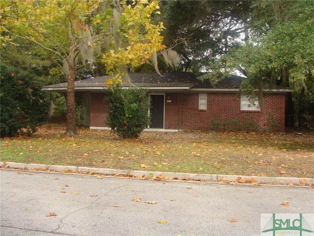 122 Croatan Street, Savannah, GA 31406 (MLS #239044) :: RE/MAX All American Realty