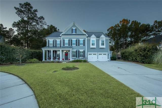 209 Claremont Way, Pooler, GA 31322 (MLS #239051) :: RE/MAX All American Realty